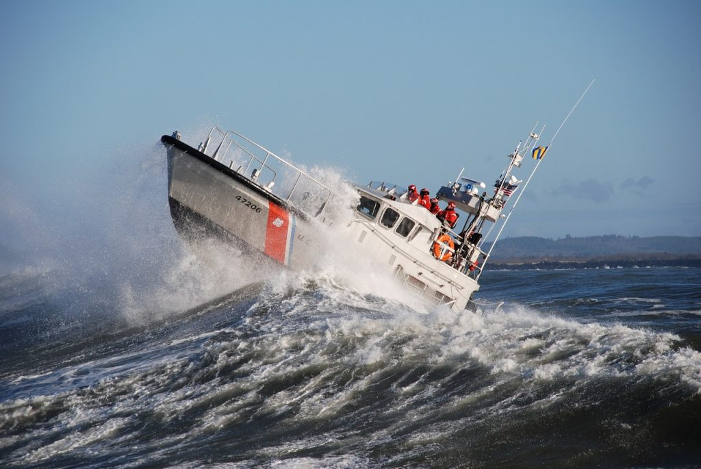 Coast Guard 47 ft