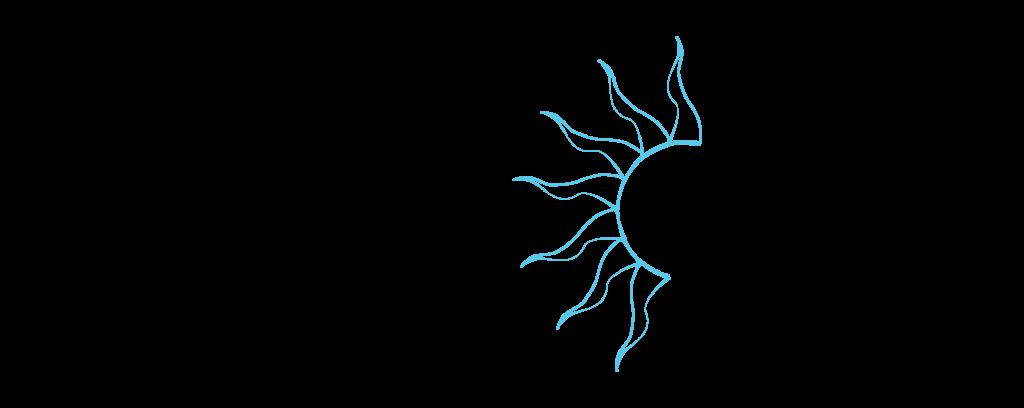 Kelsey et Soleil Logo
