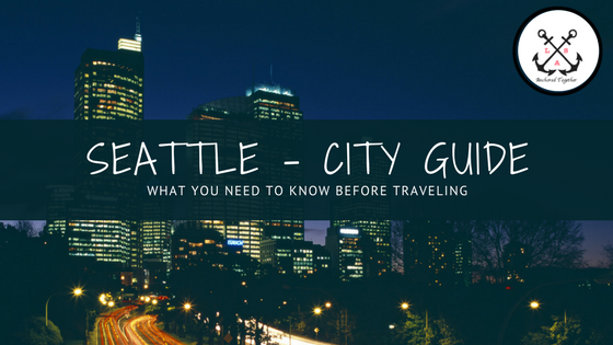 Header for Seattle's City Guide