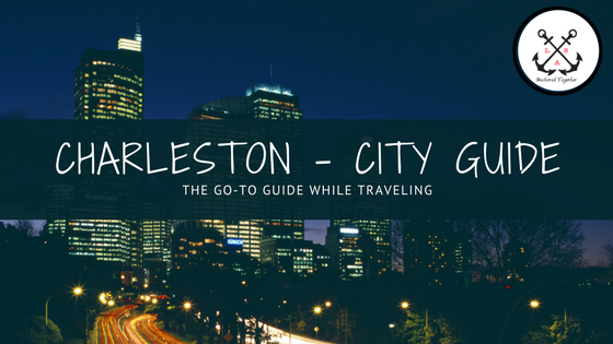 Charleston Travel Guide Header