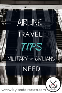 Airline Travel Tips