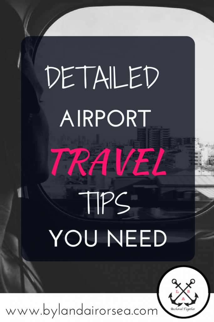 Airport Travel Tips You Need