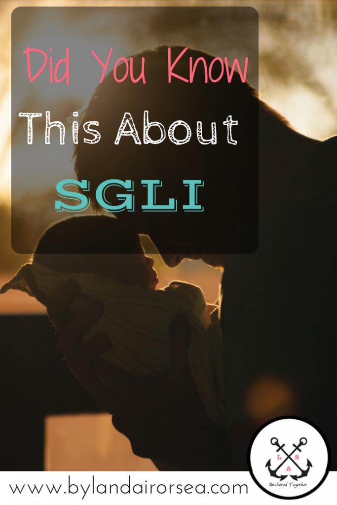 SGLI Information