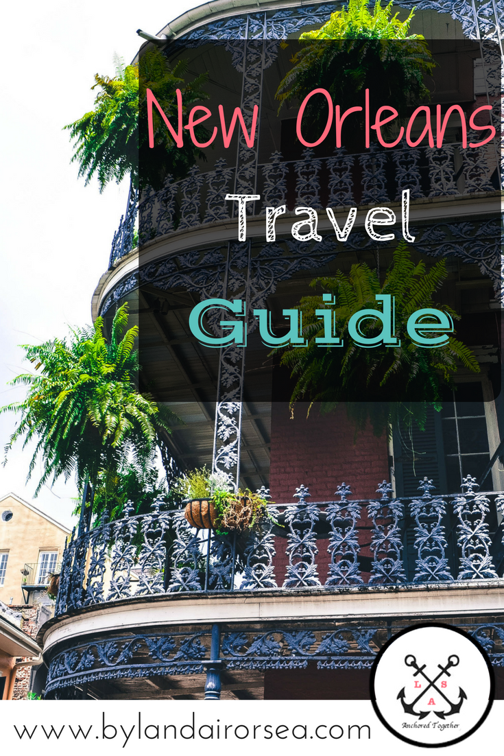 Travel Guide for New Orleans
