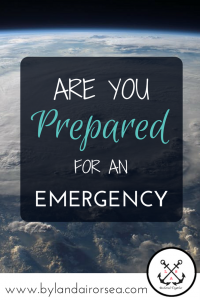 Emergency Prepardeness