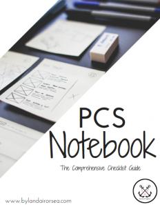 PCS Notebook