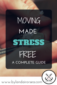 Moving Stress Free Guides