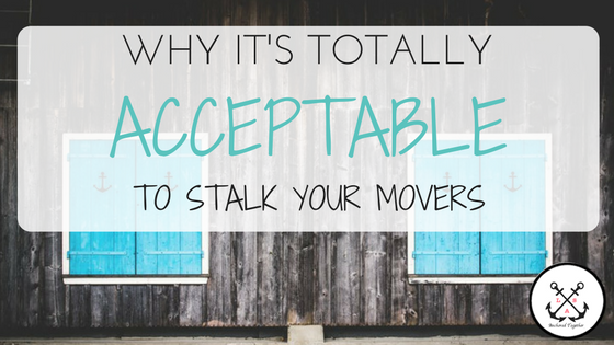 Stalking your movers