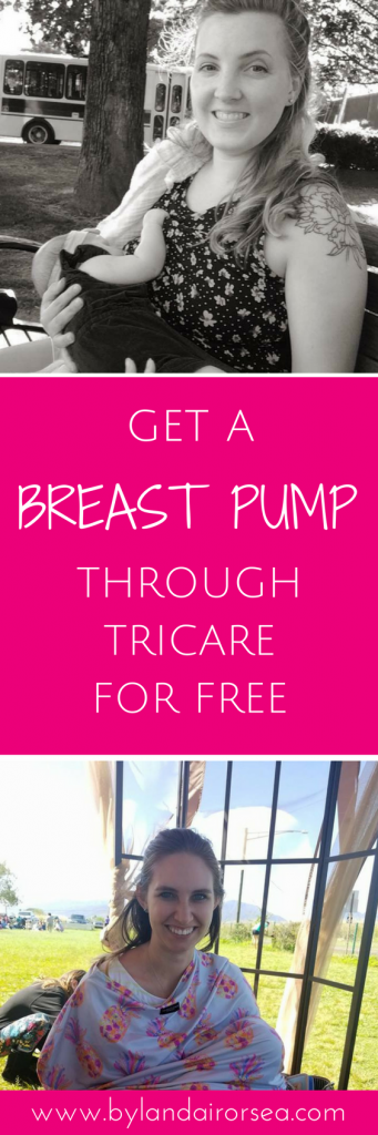 How to get a Breast Pump through Tricare for Free