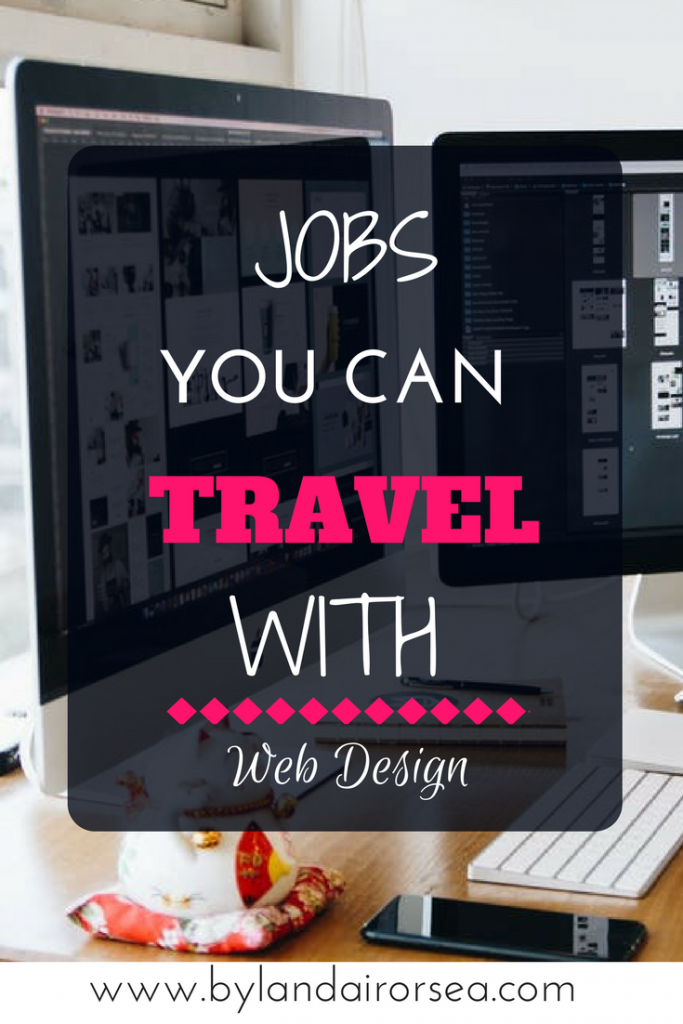 Top Jobs to Travel With