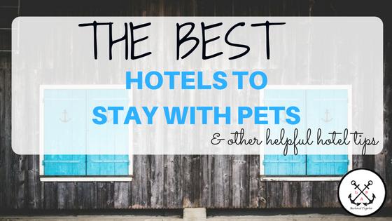 Pet Friendly Hotels