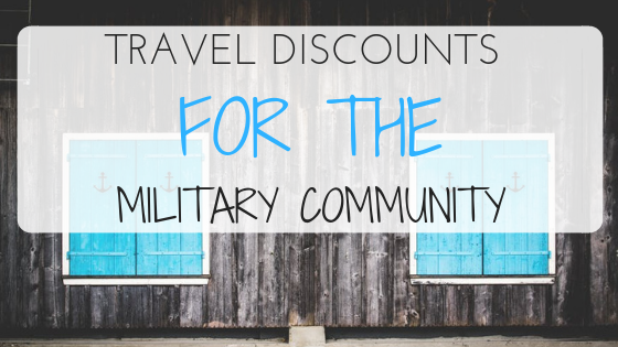 Military Travel Discounts